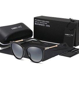 Óculos de Sol Feminino HD
