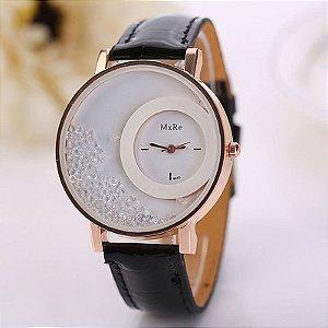 Relógio Feminino Susenstone c/ Strass