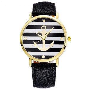 Relógio Feminino Vansvar Anchor