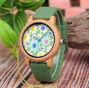 Relógio Feminino Bobobird Tailândia