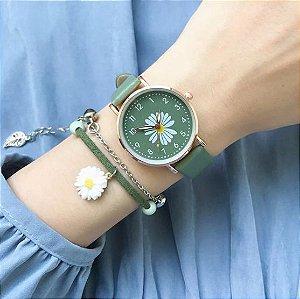 Relógio Feminino Margarida