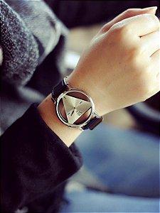Relógio Feminino Jis Couro