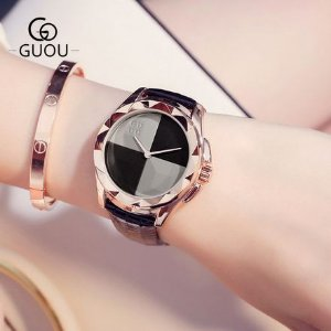 Relógio Feminino Guou Make Up