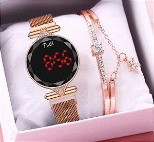 Relógio Feminino Digital Tadi