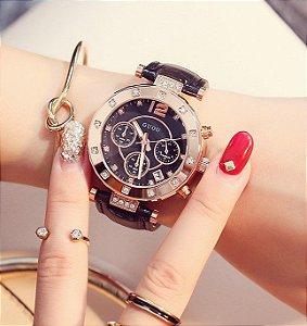Relógio Feminino Guou Dubai