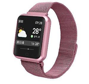 Relógio Eletrônico Smartwatch CF IP68