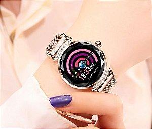Relógio Eletrônico Smartwatch H2