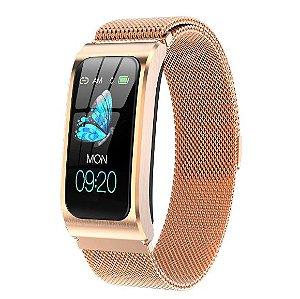 Relógio Smart Bracelet Feminino AK