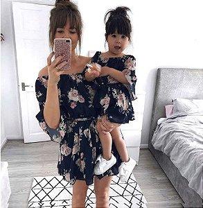 Vestido Tal Mãe Tal Filha Verão