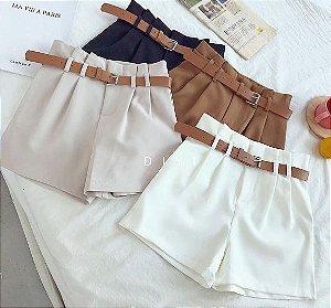 Shorts Feminino Kemsey + Cinto