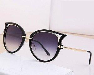 Óculos de Sol Feminino Olho de Gato