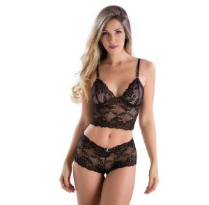 Conjunto Lingerie Sexy