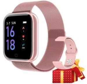 Relógio Smartwatch T80 + Pulseira