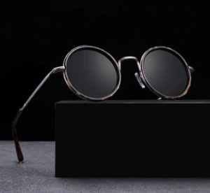 Óculos de Sol Round