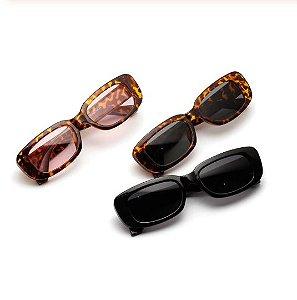 Óculos de Sol Pequeno Retro