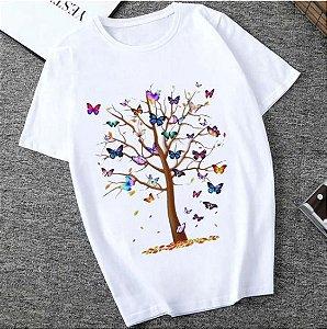 Camiseta Feminina Outono