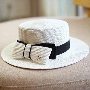 Chapéu Feminino com Laço