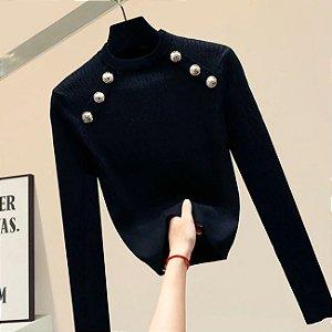 Suéter Feminino Hiver