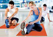 Tapete Fitness Azul