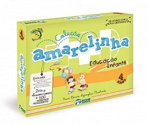 Coleção Amarelinha – Educação Infantil 4 Anos