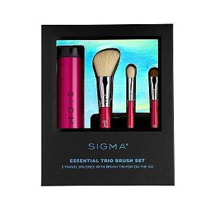 Essential Trio Brush Kit