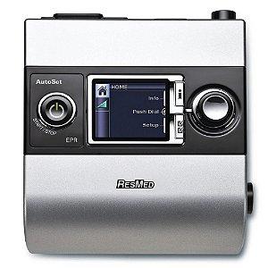 Locação CPAP S9 Autoset - ResMed
