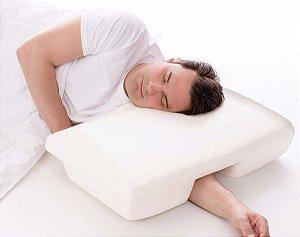 Travesseiro Contra Ronco Visco Elástico Perfetto