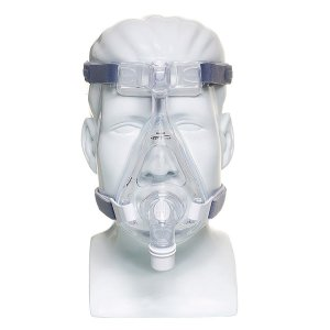 Máscara Facial Amara Silicone - Philips Respironics