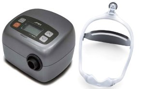 Kit - CPAP Apex Fit e Máscara Nasal Dreamwear Philips