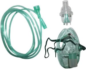 Kit Micro-nebulizador 06 ml com máscara