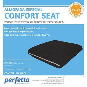 Almofada Para Cadeira de Rodas Comfort Seat - Perfetto