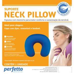 Travesseiro para cervical Neck Pillow