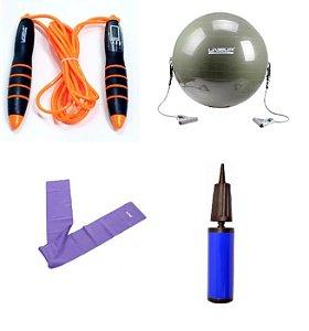 Kit Compacto de Treinamento Funcional (nº 4)