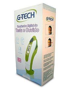 Termômetro Digital de Testa e Ouvido - G-Tech