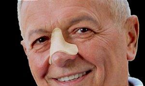 Protetor Nasal para uso de CPAP/BIPAP