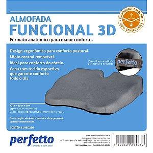 Almofada Funcional 3d