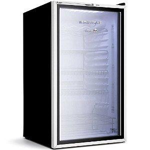 Frigobar Porta de Vidro Brastemp 120 Litros