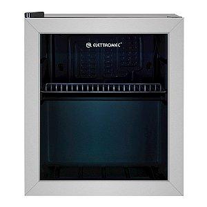Frigobar Elettromec Inox 46 Litros FB-FS-46-XV 127V