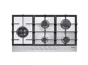 Cooktop Glem Matrix 90cm - Inox