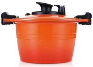 Caçarola Roichen Premium Vacuum de Cerâmica 24cm - 6,5L
