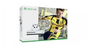CONSOLE XBOX ONE S 500GB BUNDLE FIFA 17 220v