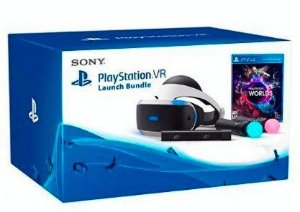 PLAYSTATION VR BUNDLE EDITION