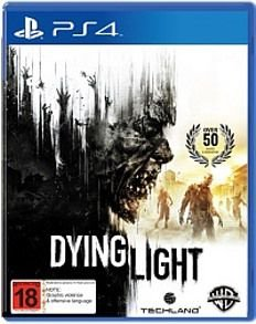 JOGO PS4 DYING LIGHT