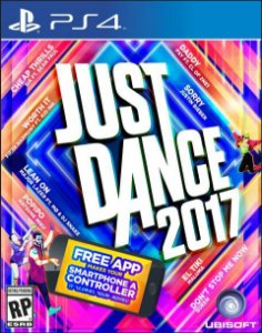 JOGO JUST DANCE 2017 PS4