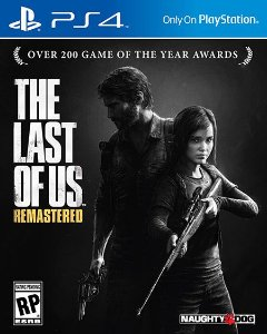 JOGO THE LAST OF US REMASTERED PS4