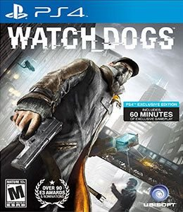 JOGO WATCH DOGS PS4