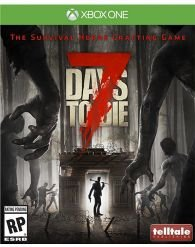 JOGO 7 DAYS TO DIE XBOX ONE