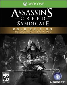 JOGO ASSASSINS CREED SYNDICATE GOLD EDITION XBOX ONE