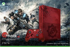 Console XBOX ONE S 2TB GEARS OF WAR 4 EDITION 220v