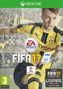 JOGO FIFA 17 INGLÊS E ESPANHOL XBOX ONE